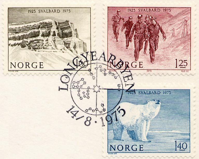 Treaty of Svalbard 1925-1975